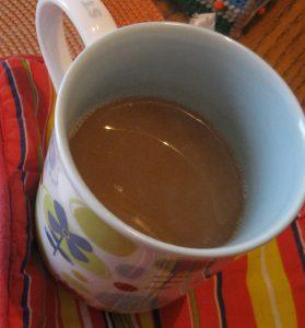 Fall Spice Apple Rooibos Latte