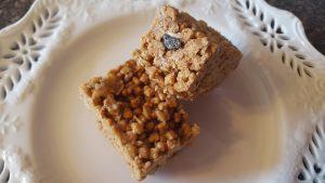 Flax Crispy Treats