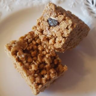 flax crispy treat