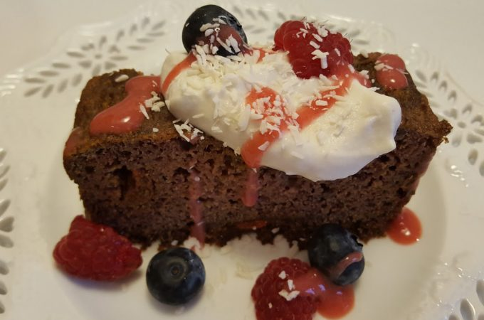 berry cake 9
