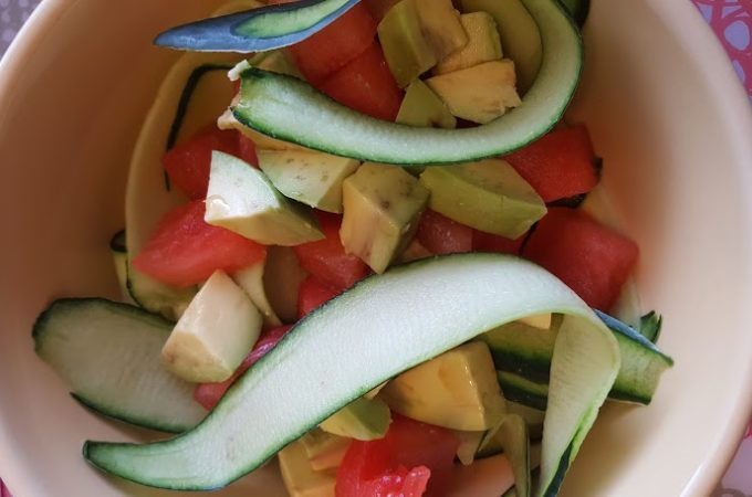 cuc melon salad