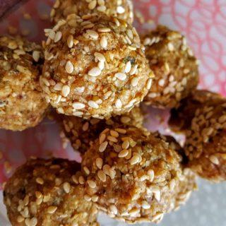 raw seed cookies