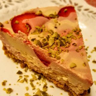 strberry cheesecake 5