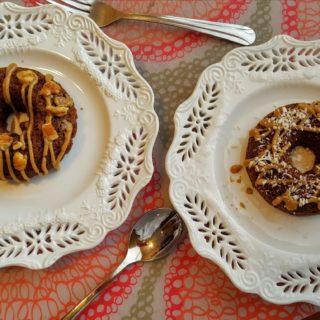caramel-apple-donuts