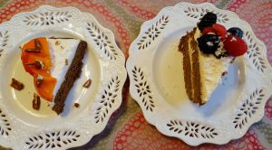 Date-Sweetened Pumpkin Tres Leches Cake
